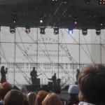 Концерт 1-го сентября, политех
